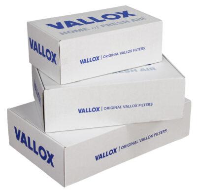 Vallox ventilatsiooniseadmete originaal filtrid