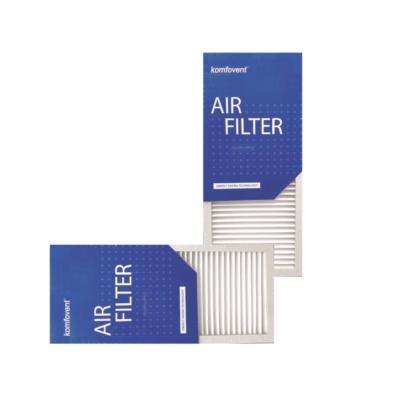 Komfovent seadmete filtrid